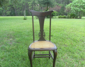 Antique Wood Chair, Furniture, Solid Wood Chair, Dinning Chair, Side Chair