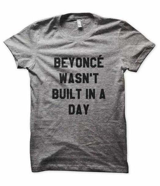 shirt beyonc? shirt
