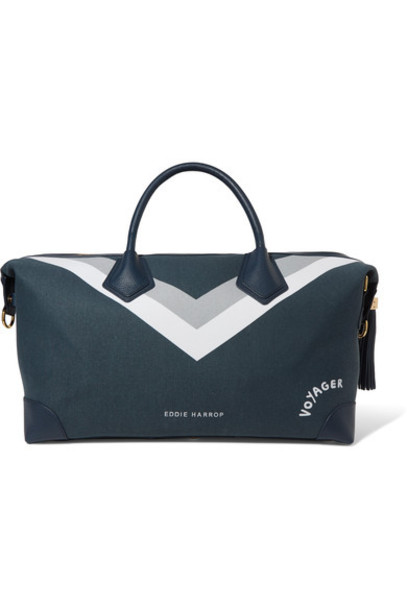 Eddie Harrop bag leather navy