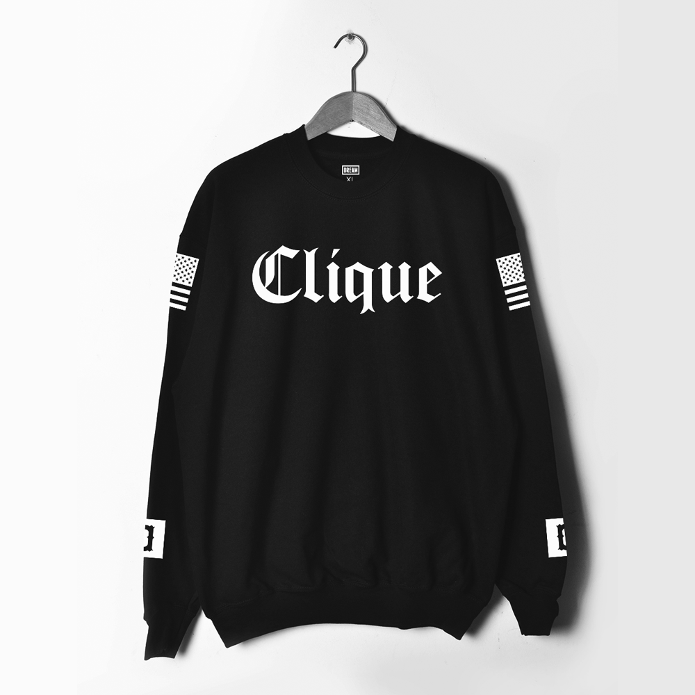Clique Sweatshirt / DREAM CLTH