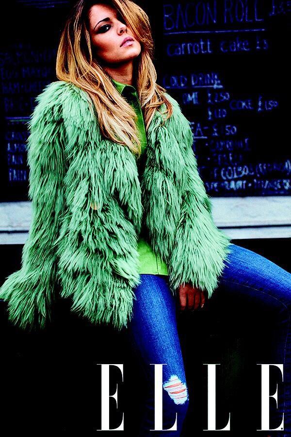 jacket cheryl cole
