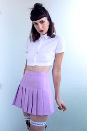 skirt,tennis skirt,mini skirt,girly,pastel goth,pastel grunge,soft grunge,aztral,pastel,soft ghetto,streetwear,pale grunge,sports luxe