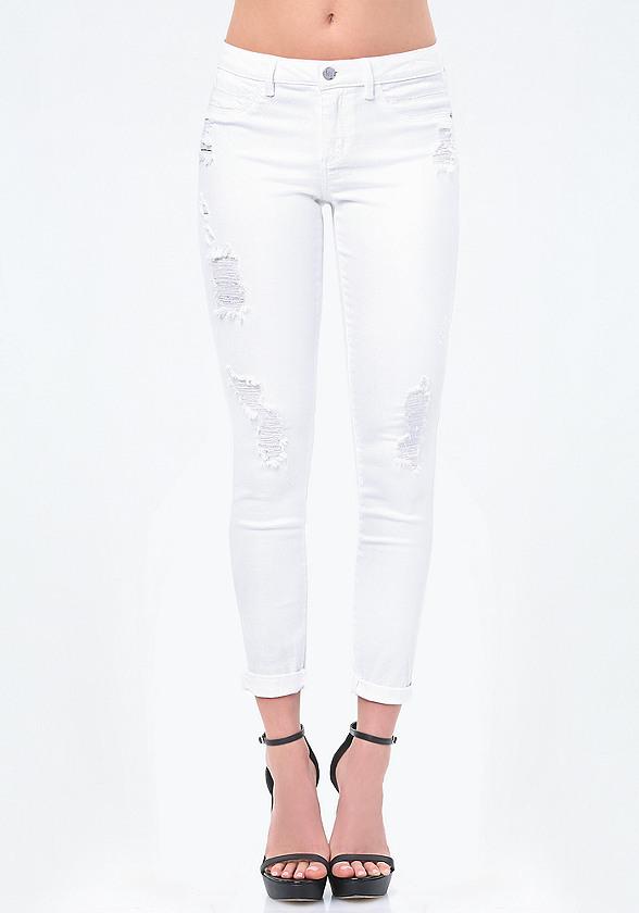 Heartbreaker Ankle Jeans