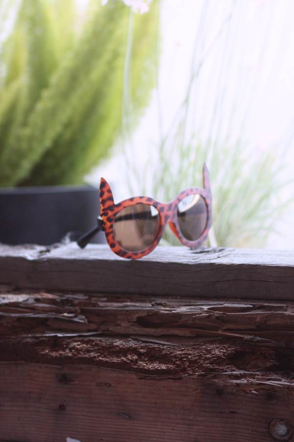 sunglasses cat ear sunglasses leopard print leopard print leopard sunglasses retro sunglasses retro vintage hipster