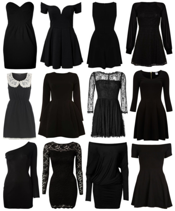 dress little black dress black dress dress clothes lace