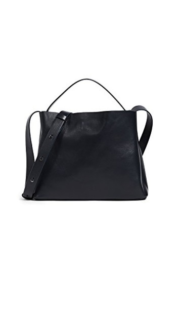 Aesther Ekme mini blue bag