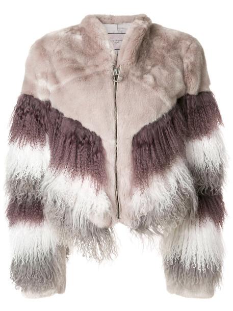 jacket women leather