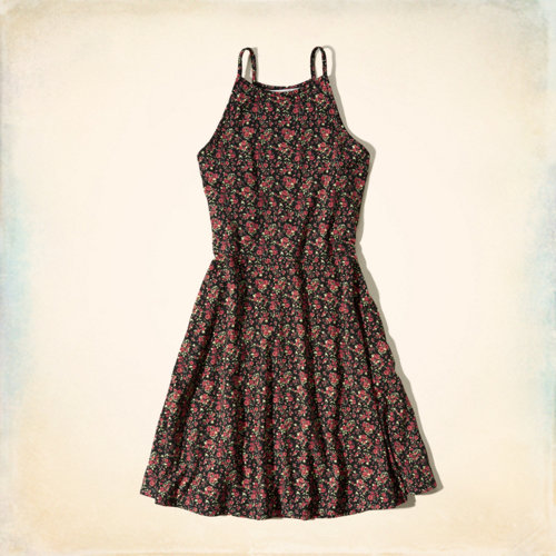Hollister   Lucy Hale Dress