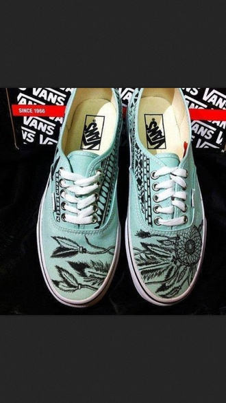 shoes vans vans dreamcatcher off the wall