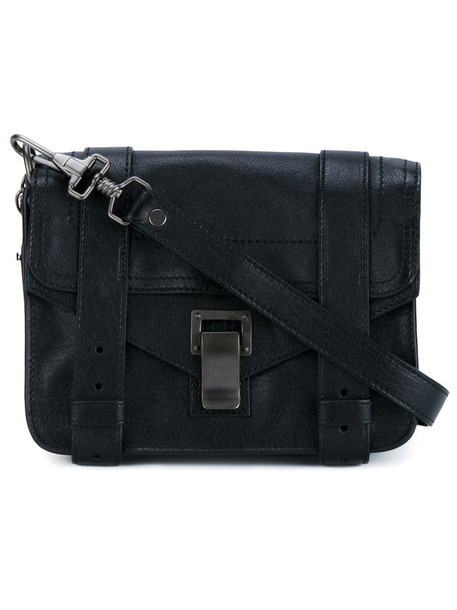Proenza Schouler mini women black bag