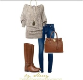 sweater,fall outfits,winter outfits,clothes,girl,teenagers,shoes,jeans,bag,jewels