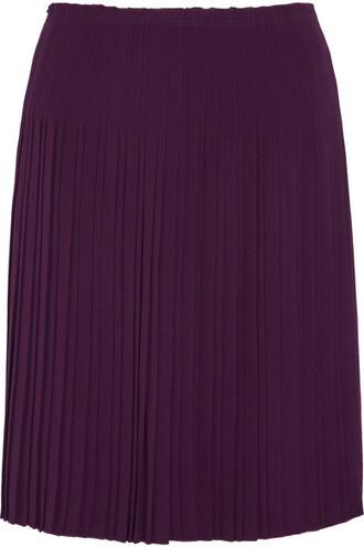 skirt pleated
