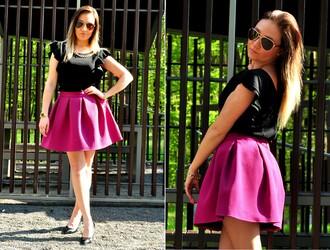 skirt skate skirt mini skirt