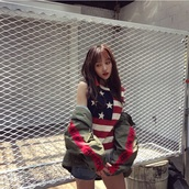 jacket,korean fashion,korean style,streetstyle,streetwear,aesthetic,clothes,tumblr,model,ulzzang,instagram,bomber jacket,windbreaker,cool