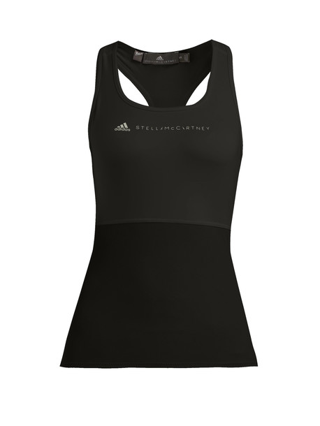 ADIDAS BY STELLA MCCARTNEY Core Performance Essentials tank top in black