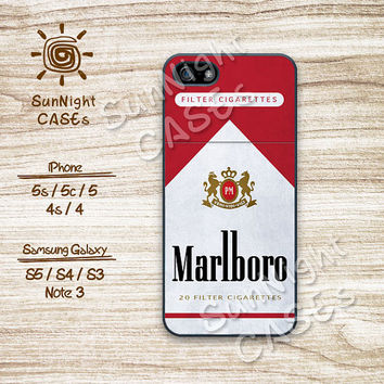 Marlboro, Cigarette Box, Vintage, iPhone 5 case, iPhone 5C Case, iPhone 5S case, Phone case, iPhone 4 Case, iPhone 4S Case, Phone Skin, cb01 on Wanelo