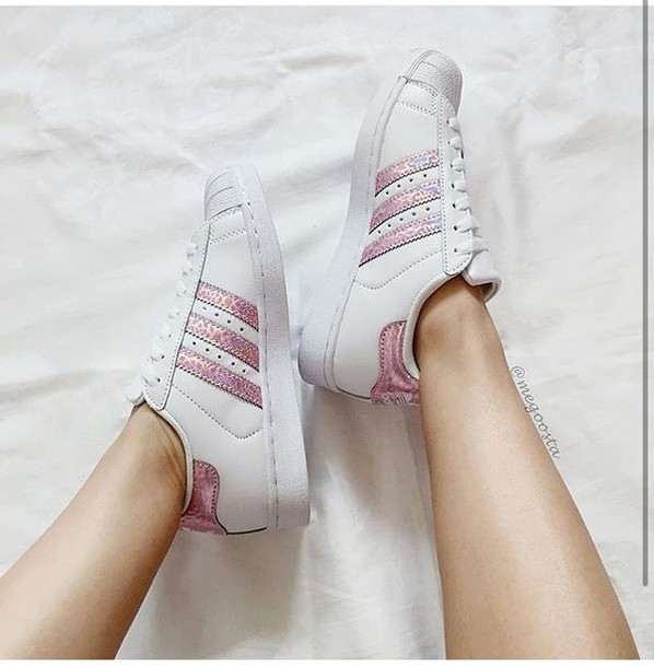 adidas sparkle superstar