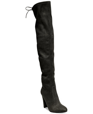 e0fa133886b Steve Madden Women s Gorgeous Over-The-Knee Boots - Boots ...