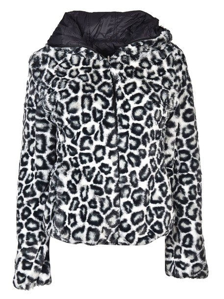 Save The Duck jacket down jacket white black
