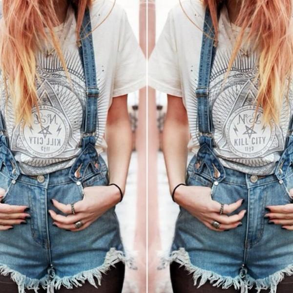 High Waisted Denim Shorts | Modcloth.com | High Waisted Jean Shorts