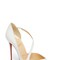 Christian louboutin strappy half d'orsay pump | nordstrom