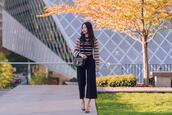 hey pretty thing,blogger,sweater,pants,shoes,bag,jewels