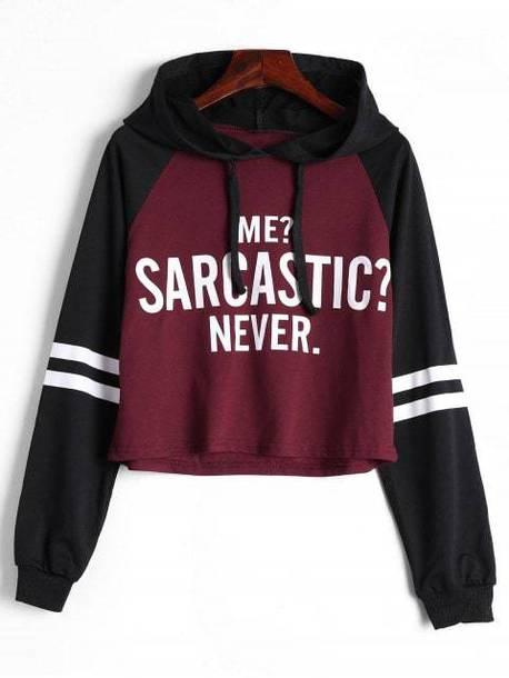 sweater fashion style black trendy cool fall outfits long sleeves quote on it winter outfits t-shirt