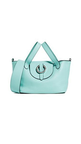 Meli Melo mini rose turquoise bag