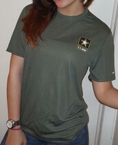 shirt,camouflage,go army,olive green,army green