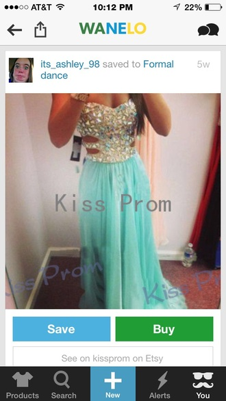 dress sparkly dress blue dress prom dress