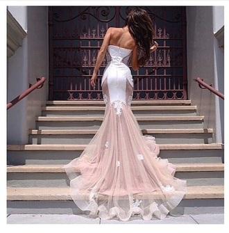 dress princess dress style pink dress