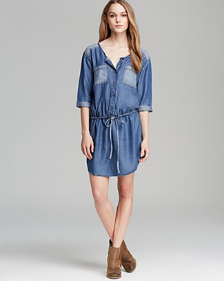 Michael Stars Shirt Dress - Button Down | Bloomingdale's