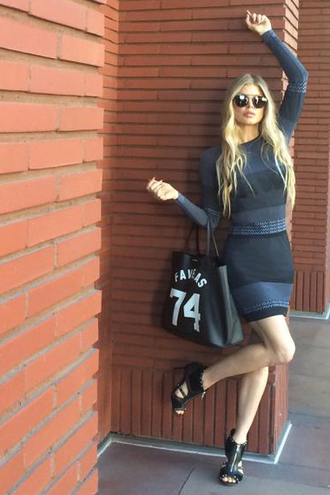 dress fergie shoes bag sunglasses