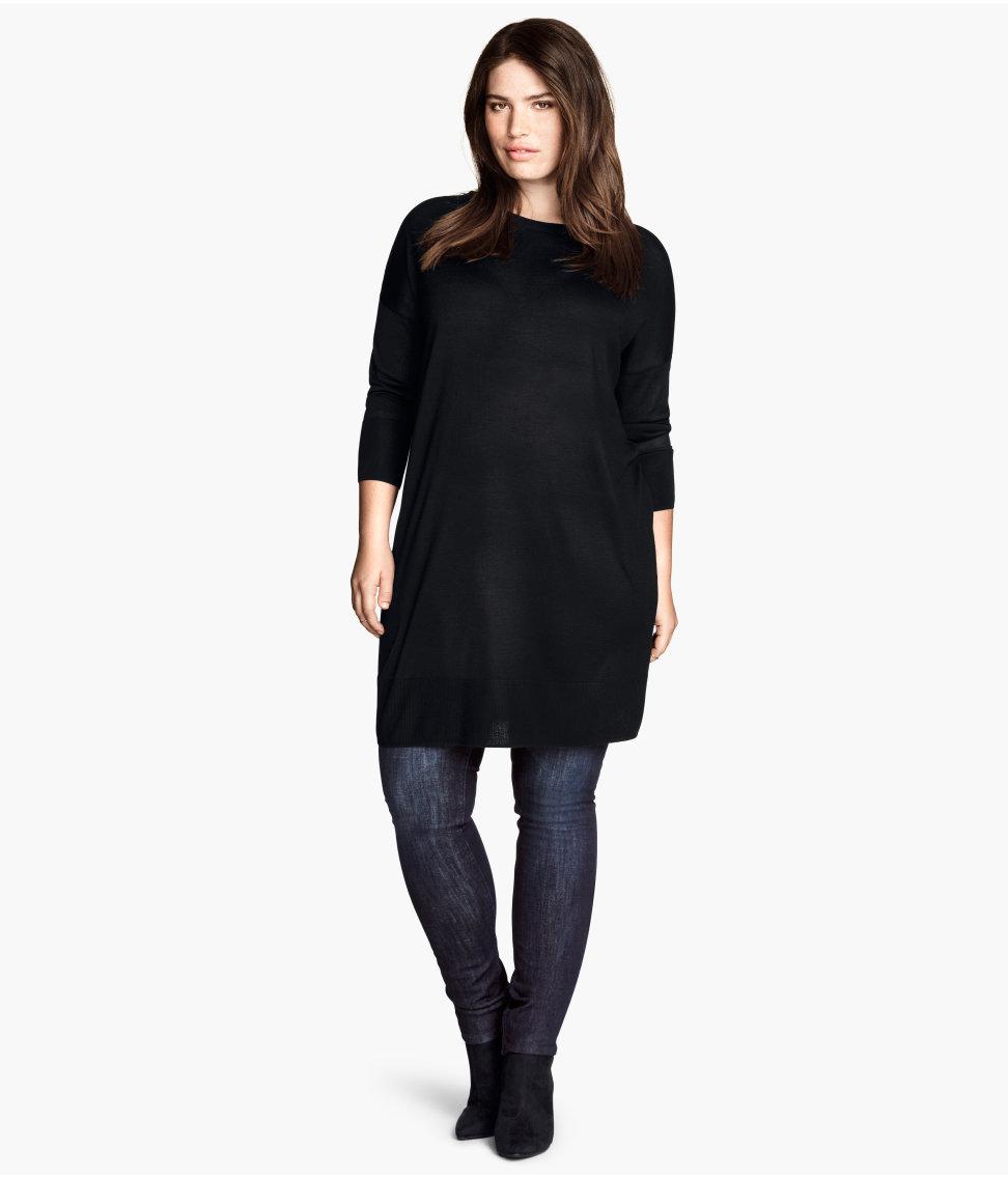 Knit tunic $34.95