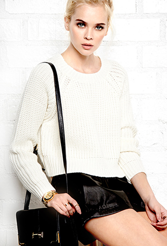 Must-Have Boxy Sweater | FOREVER21 - 2000069855