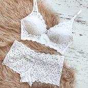 underwear,white lingerie