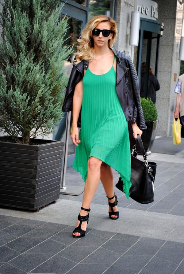 let's talk about fashion ! blogger jacket shoes bag