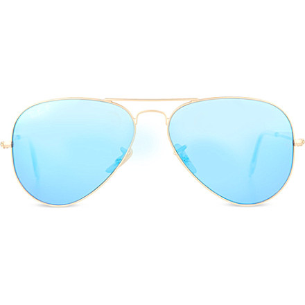 RAY-BAN - RB3025 pilot sunglasses | Selfridges.com