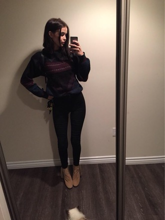 sweater acacia brinley winter outfits winter sweater vintage tumblr grunge