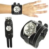jewels,ziz watch,watch,black,leather watch,unusual watch,unique watch,funny watch,designer watch,exclusive watch,ziziztime