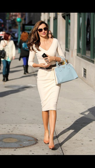 miranda kerr dress white dress