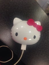 phone cover,power bank,hello kitty,technology