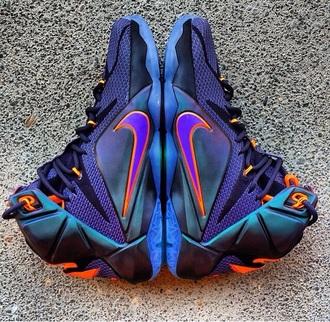 lebron multicolor kicks sneakers