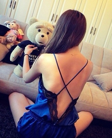 Lace Sexy Backless Women Jumpsuit
