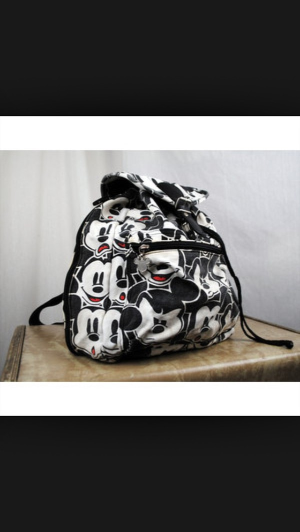 bag mickey mouse bag