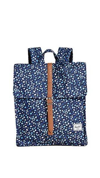 backpack mini floral bag