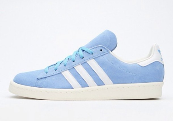shoes adidas campus 80s retro adidas trainers trainers pastel blue pastel coloured adidas campus pastel sneakers