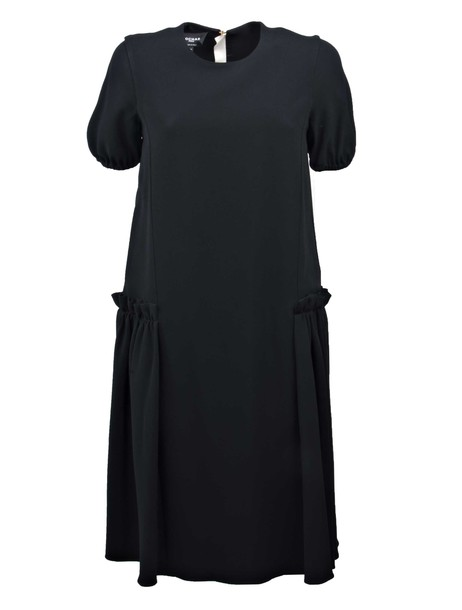 Rochas dress black