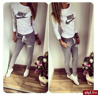 shirt nike casual clothes casual sportswear nike sportswear dress pants sweater