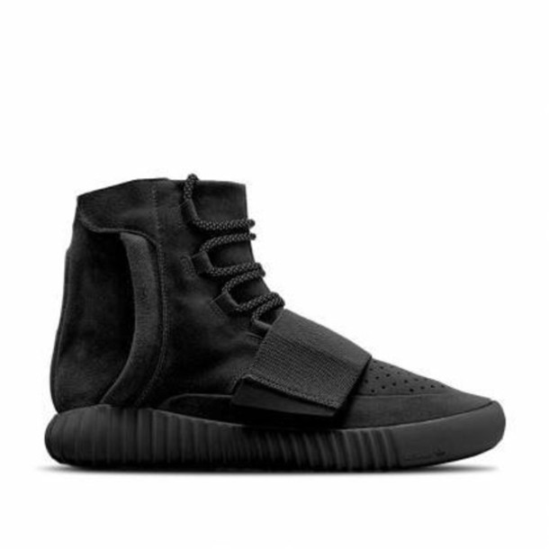 bd44db51e4c06c shoes yeezy dope kanye west high top sneakers black sneakers adidas